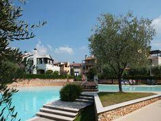 Vakantiepark met zwembad, restaurant, sport, aan het Gardameer