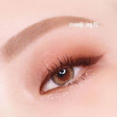Day Eye Makeup, Asian Eye Makeup, Makeup For Green Eyes, Beauty Makeup, Makeup Goals, Makeup Inspo, Makeup Inspiration, Cute Makeup Looks, Pretty Makeup