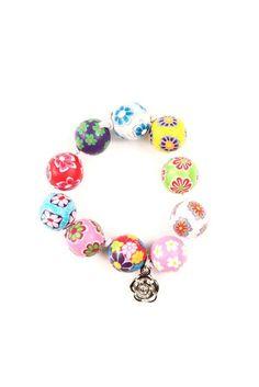 polly bracelet MULTI FLORAL
