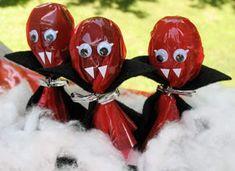 Vampire Lollipops Craft: Halloween Crafts for Kids - Kaboose.com