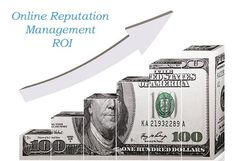 areputation.co.uk The Role of Reputation in ROI. #areputation #OnlineReputationManagement #ROI
