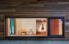Located on the coast of Vancouver Island, British Columbia, this small dwelling provides the client with a retreat to call home, and an art studio in which t...