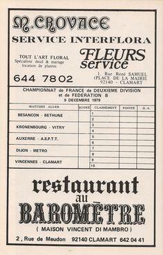 Calendrier 1979-1980 - 2ème Division - Page 18