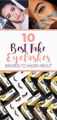 Sometimes our finished look just doesn't feel complete without adding a pair of amazing false lashes. Whether we are hitting the big city for the night, going out with the girls, prepping for a holiday party or getting ready for that big date, a pair of...