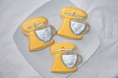 How to make a KitchenAid Stand Mixer Cookie – Favor for a kitchen theme bridal shower   Suz Daily