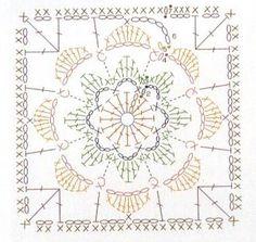 square-and-flower-crochet-1.jpg (332×314)