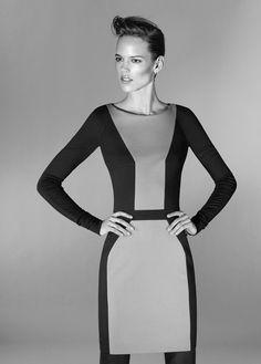 Freja Beha Erichsen is Minimal Glam for Hugo by Hugo Boss' Fall 2012 Campaign