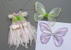 Fairy Wing Tutorial by Martha Boers