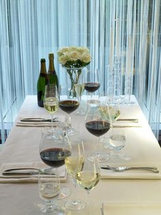 """Drinking good wine with good food in good company is one of life's most civilized pleasures."" - Michael Broadbent."