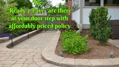 Door Steps, Paving Stones, Patio, Doors, Outdoor Decor, Plants, Home Decor, Decoration Home, Room Decor