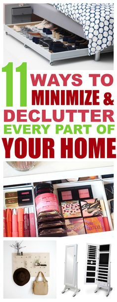 11 Ways To Minimize In 2017 And Rid Yourself Of Clutter