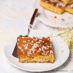 Hollerblüten-Kuchen Tiramisu, Ethnic Recipes, Food, Cooking Recipes, Pies, Cakes, Sheet Pan, Oven, Food Food