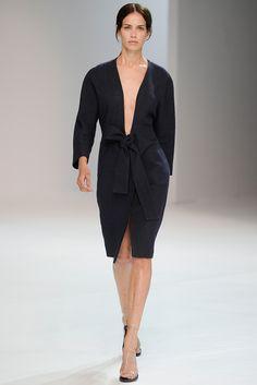 Porsche Design Spring 2015 Ready-to-Wear Fashion Show - Amanda Wellsh