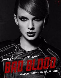"""I got Catastrophe! Which """"Bad Blood"""" Music Video Supervillain Are You?"""