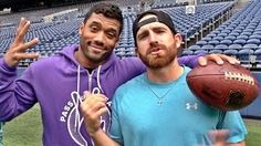 Dude Perfect Seattle Seahawks Edition - YouTube