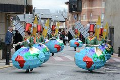 World! Carnaval 2015 Camponaraya