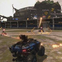 PlayStation 3 PSN title Wheels of Destruction.