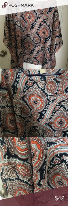 Awesome hippie tunic Michael Korrs light weight Tunic - this shirt is awesome MICHAEL Michael Kors Tops Blouses