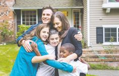 Three years ago Michael and Jodie Howerton, of Woodinville, Wash., adopted Mduduzi, 8, who is HIV-positive. Because of the dated materials b...