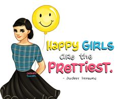Yes you! smile and get pretty