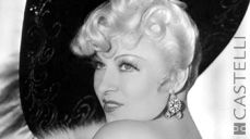 """19th April - On this day: American actress Mae West sentenced to 10 days in prison charged with """"obscenity"""" 1927   (Source: Castelli 2017 corporate diary/2017 diaries feature facts every day)"""