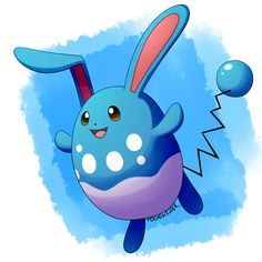 18 Best 184 Azumarill Images Water Fairy Types Of Fairies