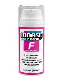 IODASE DEEP IMPACT F - Fluido reductor de grasa localizada con Fosfatidilcolina