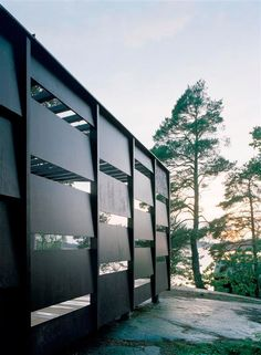 /\ /\ . Tham & Videgård Hansson . Archipelago house