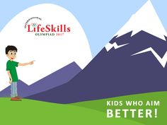 Children don't need books all the time. Sometimes, they need a lesson in moral lessons, and often a thing or two about personal finance and leadership. Test your child's real life skills at the 1st International Life Skills Olympiad. Enroll now! ---> https://goo.gl/zgJZgJ