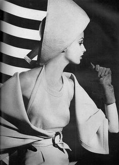 Luscious vintage fashion photography by Karen Radkai