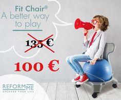FIT-CHAIR KIDS OFFER Cakes, Chair, Fitness, Kids, Food, Young Children, Boys, Cake Makers, Kuchen