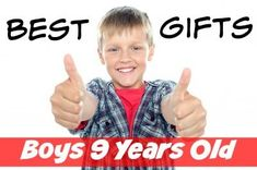Best Toys And Gifts For 9 Year Old Boys