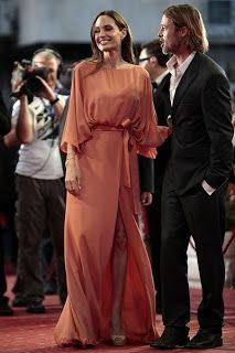 My Intimate Affair with Fashion: Angelina Jolie in Elie Sabb