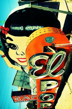 Vintage Sign  ~Repinned Via Richard da Mota