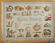 Free Flower Cross-stitch Patterns - Free Fruit Cross