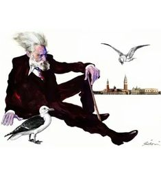 Fabio Sironi, Ezra Pound