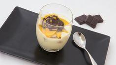 #Tiramisù al #cioccolato fondente e #pesche sciroppate -> http://www.saporie.com/it/doc-s-153-23478-1-tiramis%C3%B9_al_cioccolato_fondente_e_pesche_sciroppate.aspx #ricetta #Natale #dolce  #dessert