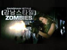 GANGNAM STYLE (강남스타일) ZOMBIES - lulz