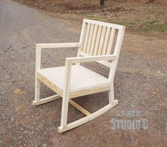 This is your woodworking search result for FREE ROCKING CHAIR PLANS woodworking plans and information at WoodworkersWorkshop® Woodworking Logo, Woodworking Workbench, Woodworking Furniture, Woodworking Projects, Woodworking Videos, Woodworking Classes, Wood Projects, Woodworking Nightstand, Woodworking Beginner