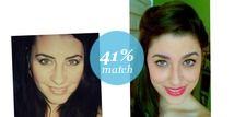 iLookLikeYou.com - 41% Match #295879 Look Alike, Search Engine, Twins, Engineering, Gemini, Architectural Engineering, Twin