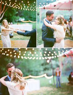 Real Wedding: Emily + Ian's DIY Ojai Wedding