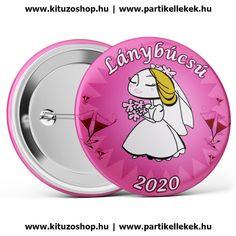 Menyasszony lánybúcsú kitűző 2020 szőke