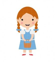 Dorothy Clip Art
