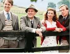 One of the greatest shows--real, warm characters, touching stories...All Creatures Great and Small BBC on Netflix