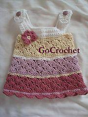 """Ravelry: Zoe's """"one day"""" dress pattern by Ellen Gormley"""
