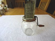 "Vintage Nut Meat Chopper "" AWESOME COLLECTABLE ITEM "" #vintage #collectibles #kitchen #home"