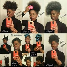Love Her Style @timasamad - http://www.blackhairinformation.com/community/hairstyle-gallery/natural-hairstyles/love-style-timasamad/ #naturalhairstyles