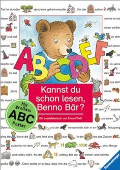 Kannst du schon lesen, Benno Bär?