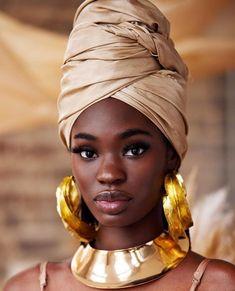 Beautiful Lips, Black Is Beautiful, Beautiful People, African Models, Dark Skin Girls, African Inspired Fashion, Young Black, Brown Girl, Black Queen