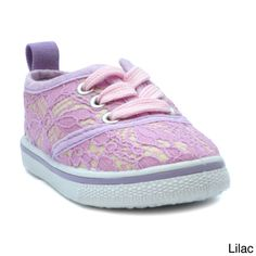 Blue Children's K-Riley Lace Sneakers - Overstock™ Shopping - Big Discounts on Blue Sneakers